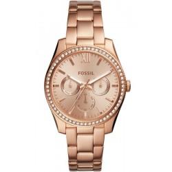 Buy Women's Fossil Watch Scarlette ES4315 Multifunction Quartz