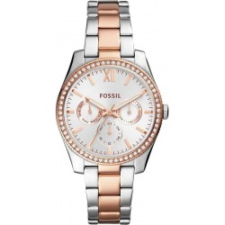 Women's Fossil Watch Scarlette ES4373 Quartz Multifunction