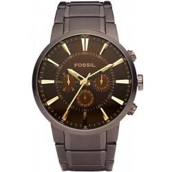 Men's Fossil Watch Other FS4357 Quartz Chronograph