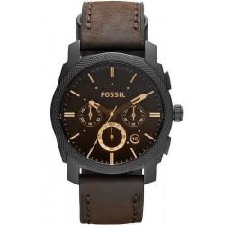 Buy Men's Fossil Watch Machine FS4656 Quartz Chronograph