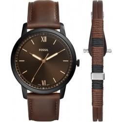 Men's Fossil Watch The Minimalist 3H FS5557SET Quartz