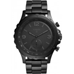 Men's Fossil Q Watch Nate FTW1115 Hybrid Smartwatch
