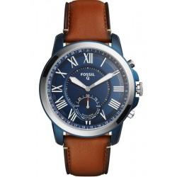 Buy Men's Fossil Q Watch Grant FTW1147 Hybrid Smartwatch