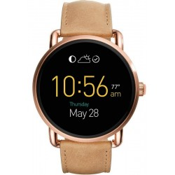 Fossil Q Wander Smartwatch Women's Watch FTW2102