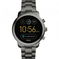 Fossil Q Explorist Smartwatch Men's Watch FTW4001