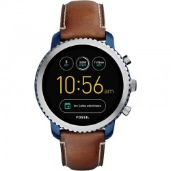Fossil Q Explorist Smartwatch Men's Watch FTW4004