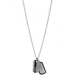 Buy Men's Fossil Necklace Mens Dress JF00494998
