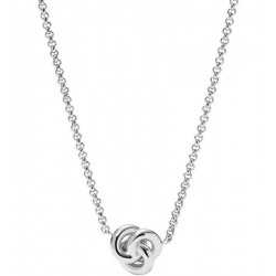 Women's Fossil Necklace Vintage Iconic JF01905040