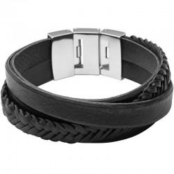 Buy Men's Fossil Bracelet Vintage Casual JF02079040
