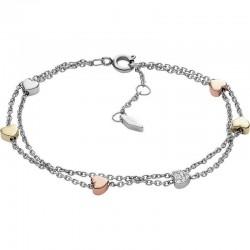 Women's Fossil Bracelet Vintage Motifs JF02854998