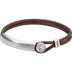 Buy Men's Fossil Bracelet Mens Dress JF02995040