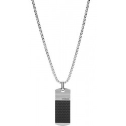 Buy Men's Fossil Necklace Mens Dress JF03316040