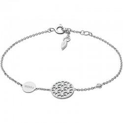 Women's Fossil Bracelet Sterling Silver JFS00463040 Mother of Pearl