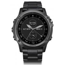 Men's Garmin Watch D2 Bravo Sapphire 010-01338-35 Aviation GPS Smartwatch