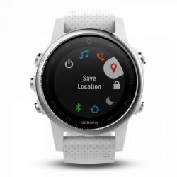 Unisex Garmin Watch Fēnix 5S 010-01685-00 GPS Multisport Smartwatch