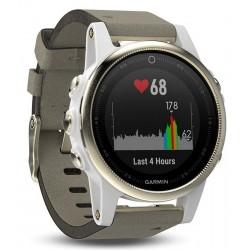 Buy Unisex Garmin Watch Fēnix 5S Sapphire 010-01685-13 GPS Multisport Smartwatch