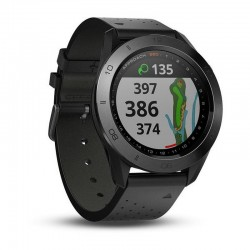 Men's Garmin Watch Approach S60 Premium 010-01702-02 GPS Smartwatch for Golf