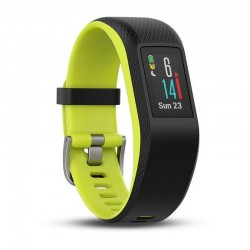 Unisex Garmin Watch Vívosport 010-01789-03 GPS Fitness Smartwatch L