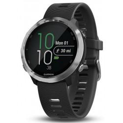 Unisex Garmin Watch Forerunner 645 010-01863-10 Running GPS Smartwatch