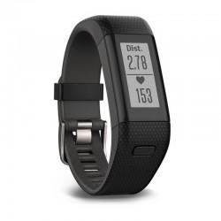 Unisex Garmin Watch Vívosmart HR+ 010-01955-33 Smartwatch Fitness Tracker XL