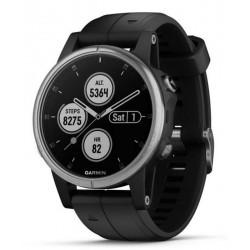 Men's Garmin Watch Fēnix 5S Plus Glass 010-01987-21 GPS Multisport Smartwatch