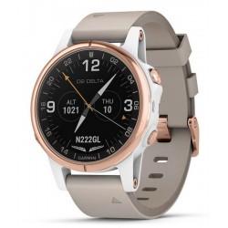 Men's Garmin Watch D2 Delta S Sapphire Aviator 010-01987-31 Aviation GPS Smartwatch