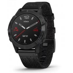 Buy Mens Garmin Watch Fēnix 6 Sapphire 010-02158-17 GPS Multisport Smartwatch