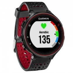 Men's Garmin Watch Forerunner 235 010-03717-71 Running GPS Fitness Smartwatch