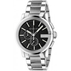 Buy Men's Gucci Watch G-Chrono XL YA101204 Quartz Chronograph