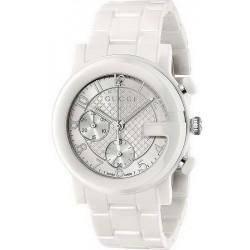 Buy Unisex Gucci Watch G-Chrono YA101353 Ceramic Quartz Chronograph