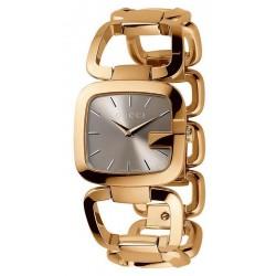Women's Gucci Watch G-Gucci Medium YA125408 Quartz