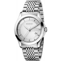 Buy Unisex Gucci Watch G-Timeless Medium YA126401 Quartz