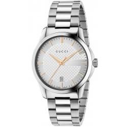 Buy Unisex Gucci Watch G-Timeless Medium YA126442 Quartz