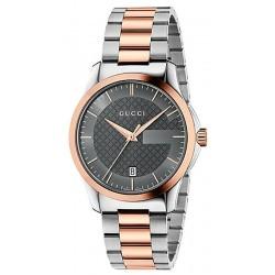 Buy Unisex Gucci Watch G-Timeless Medium YA126446 Quartz
