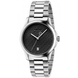Buy Unisex Gucci Watch G-Timeless Medium YA126460 Quartz