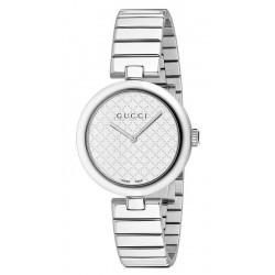 Buy Women's Gucci Watch Diamantissima Medium YA141402 Quartz