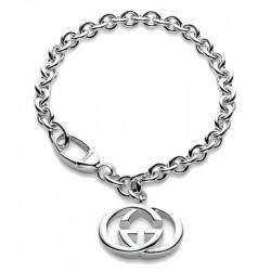 Buy Women's Gucci Bracelet Silver Britt YBA190501001020