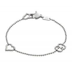 Buy Women's Gucci Bracelet Boule YBA391562001017 Heart