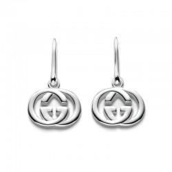 Buy Women's Gucci Earrings Silver Britt YBD22332100100U