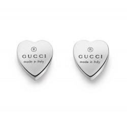 Buy Women's Gucci Earrings Trademark YBD22399000100U Heart