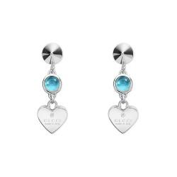 Buy Women's Gucci Earrings Trademark YBD32583700100U Heart
