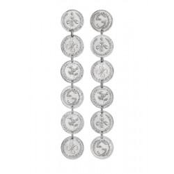 Buy Women's Gucci Earrings Coin YBD43348700100U