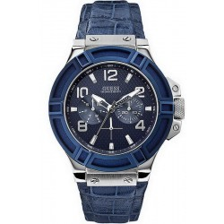 Buy Men's Guess Watch Rigor W0040G7 Multifunction