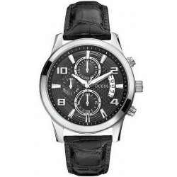 Buy Men's Guess Watch Exec W0076G1 Chronograph