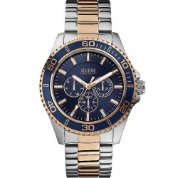 Men's Guess Watch Chaser W0172G3 Multifunction