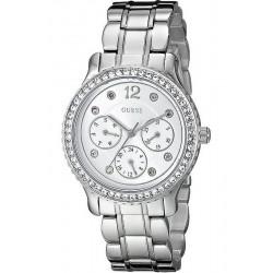 Buy Women's Guess Watch Enchanting W0305L1 Multifunction