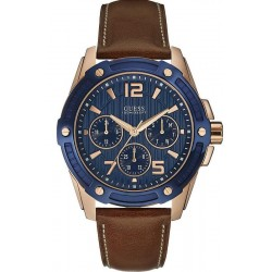 Buy Men's Guess Watch Flagship W0600G3 Multifunction