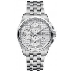 Buy Men's Hamilton Watch Jazzmaster Auto Chrono H32596151
