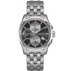 Buy Men's Hamilton Watch Jazzmaster Auto Chrono H32596181