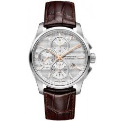 Buy Men's Hamilton Watch Jazzmaster Auto Chrono H32596551